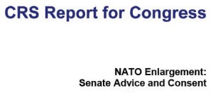 NATO Enlargement: Senate Advice and Consent